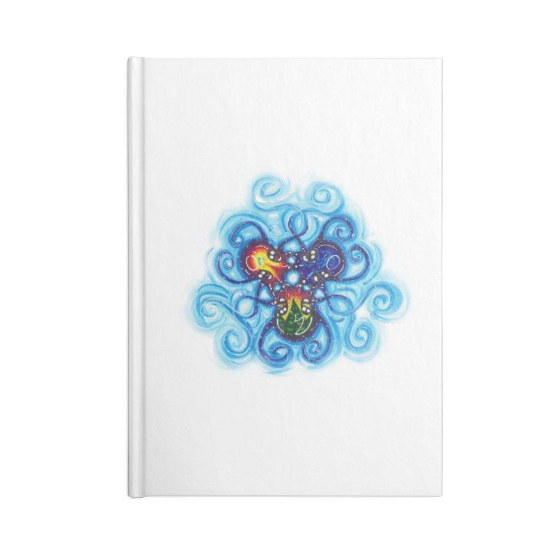 soulMates3 Accessories Blank Journal Notebook by Krakens Lair's Artist Shop
