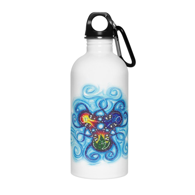 soulMates3 Accessories Water Bottle by Krakens Lair's Artist Shop