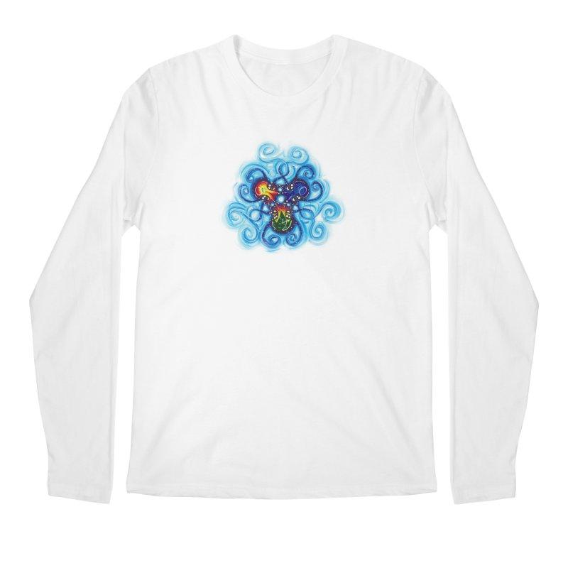 soulMates3 Men's Regular Longsleeve T-Shirt by Krakens Lair's Artist Shop