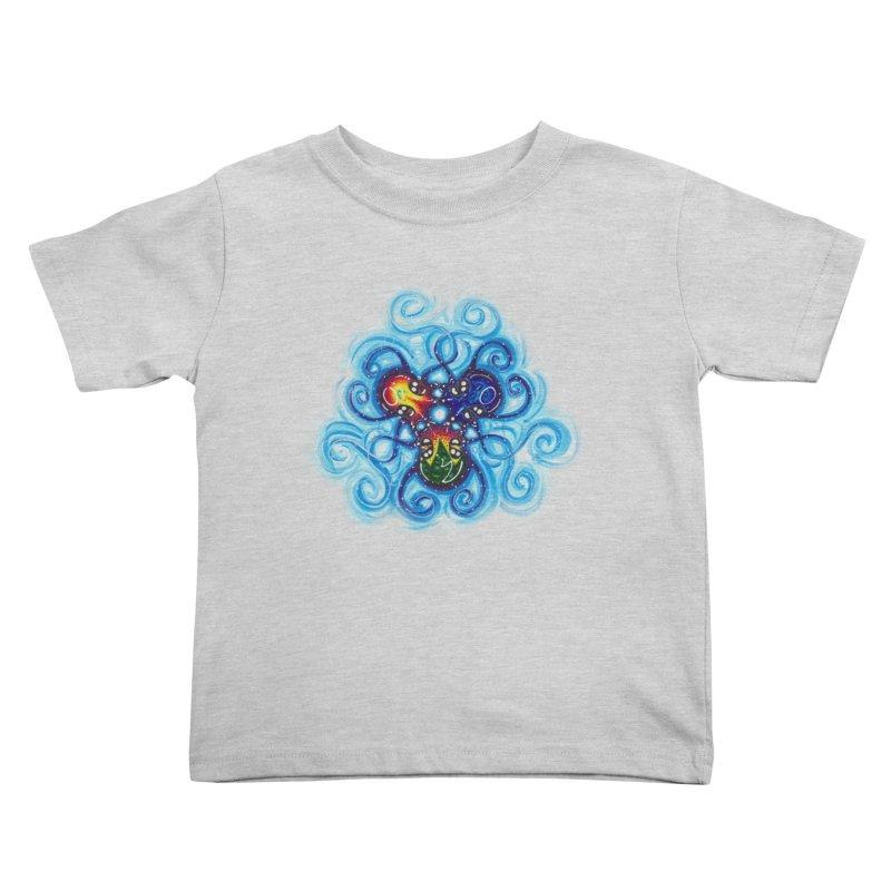 soulMates3 Kids Toddler T-Shirt by Krakens Lair's Artist Shop