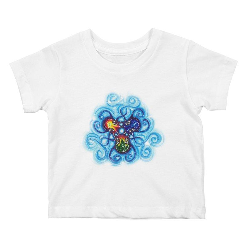 soulMates3 Kids Baby T-Shirt by Krakens Lair's Artist Shop