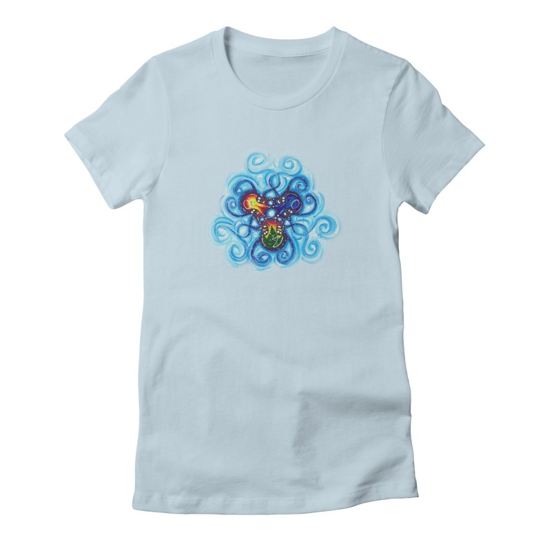 soulMates3 Women's T-Shirt by Krakens Lair's Artist Shop