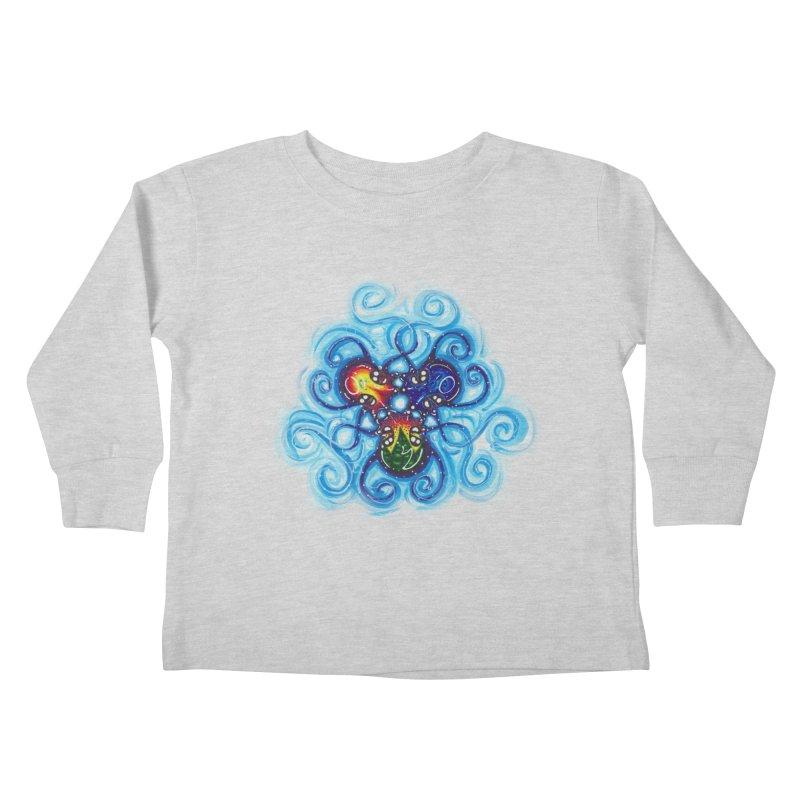 soulMates3 Kids Toddler Longsleeve T-Shirt by Krakens Lair's Artist Shop