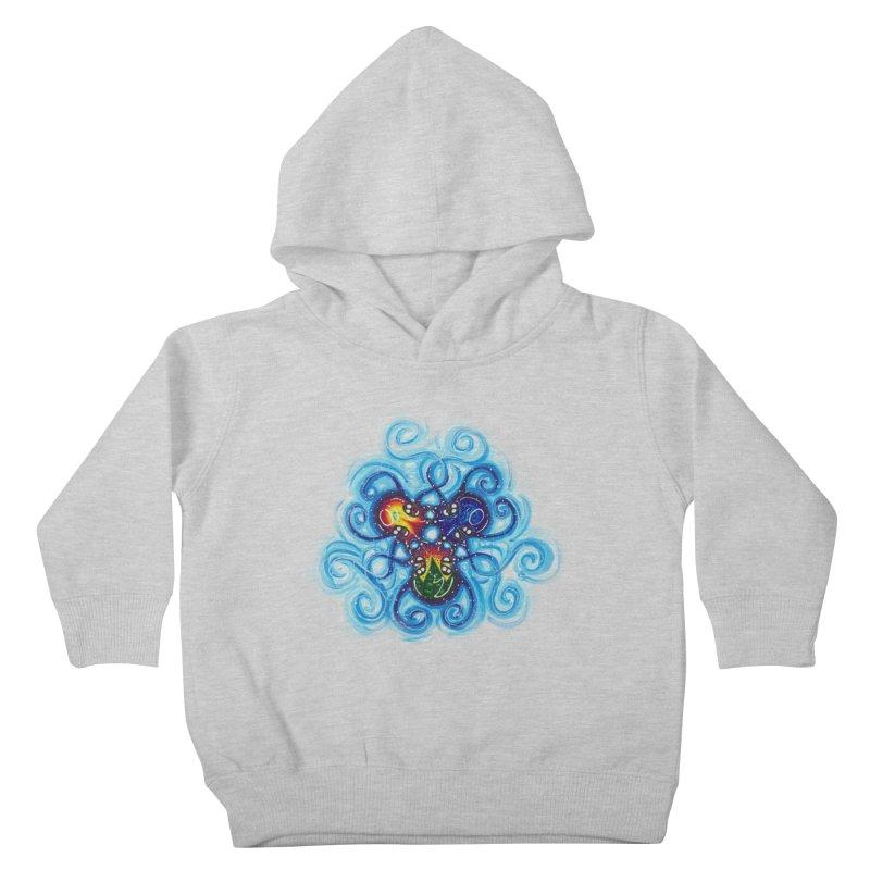 soulMates3 Kids Toddler Pullover Hoody by Krakens Lair's Artist Shop