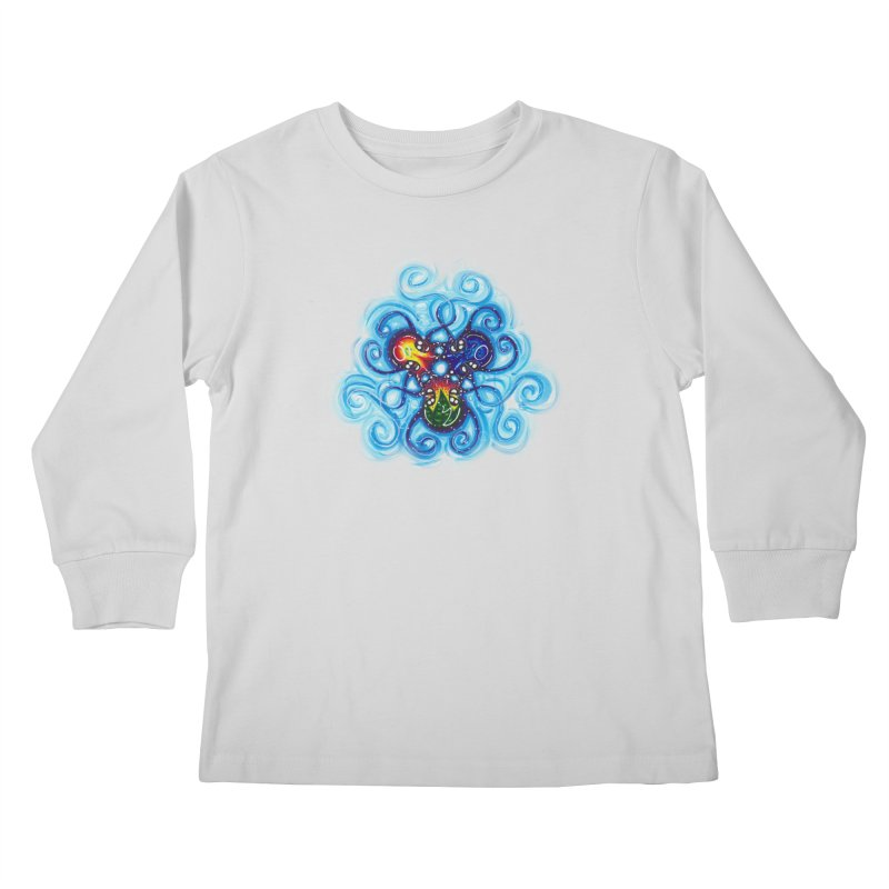 soulMates3 Kids Longsleeve T-Shirt by Krakens Lair's Artist Shop