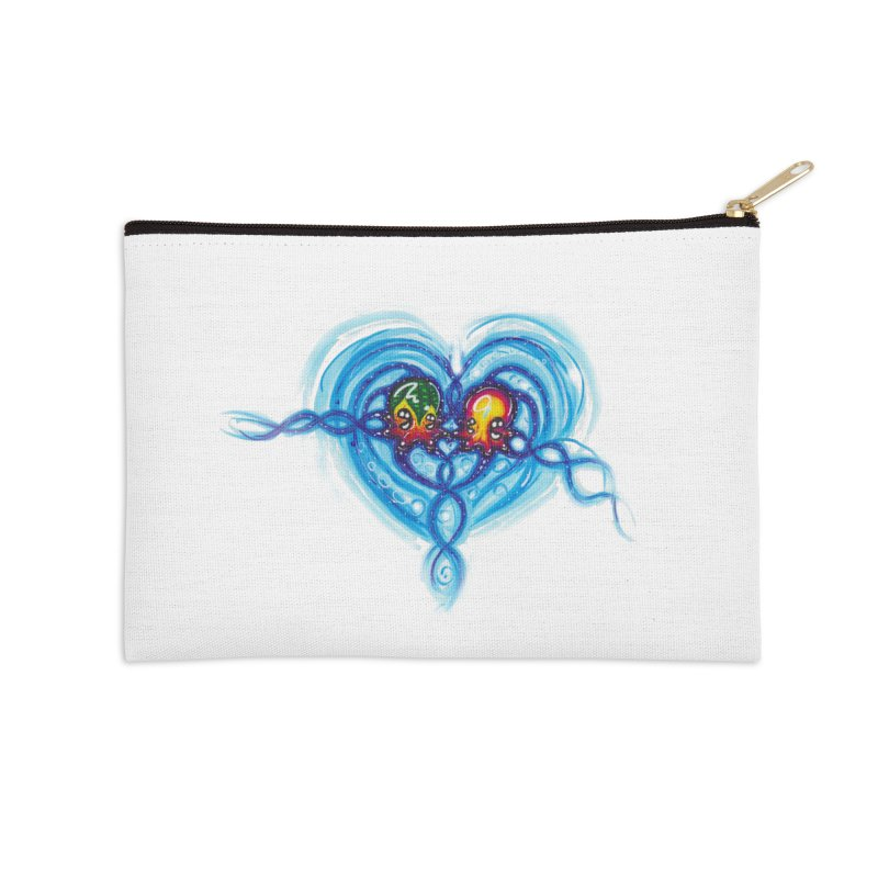 soulMates2 Accessories Zip Pouch by Krakens Lair's Artist Shop
