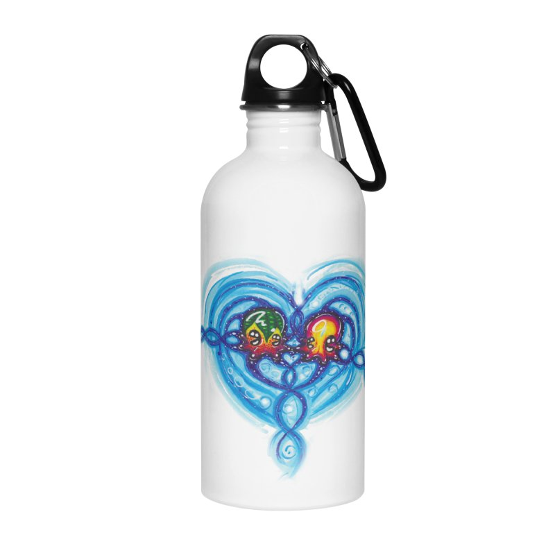 soulMates2 Accessories Water Bottle by Krakens Lair's Artist Shop