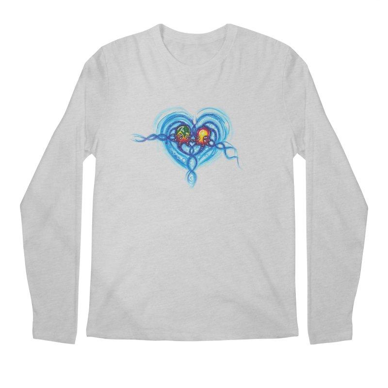 soulMates2 Men's Regular Longsleeve T-Shirt by Krakens Lair's Artist Shop