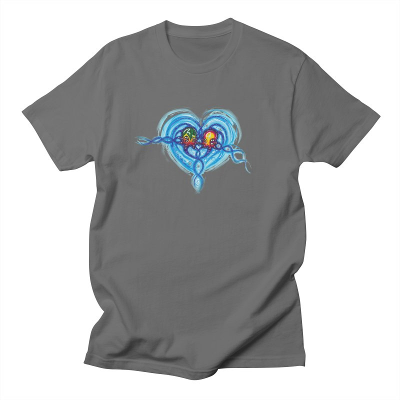 soulMates2 Men's T-Shirt by Krakens Lair's Artist Shop