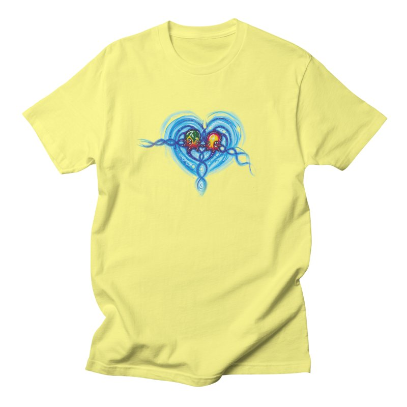 soulMates2 Women's Regular Unisex T-Shirt by Krakens Lair's Artist Shop
