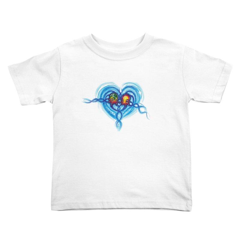 soulMates2 Kids Toddler T-Shirt by Krakens Lair's Artist Shop