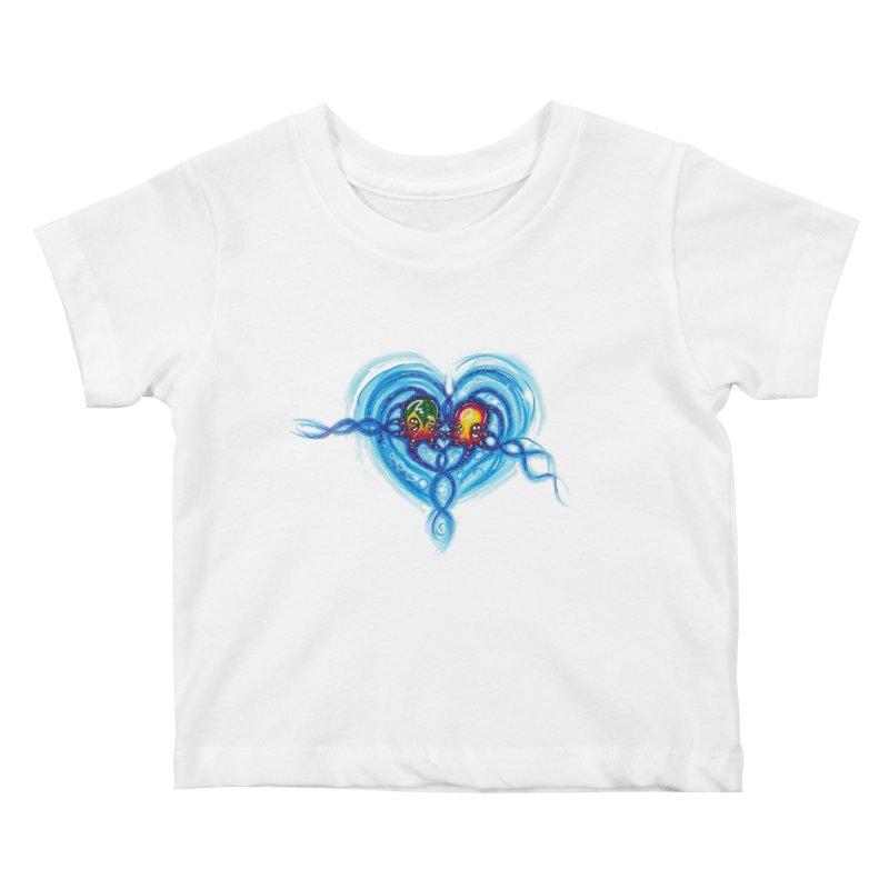 soulMates2 Kids Baby T-Shirt by Krakens Lair's Artist Shop