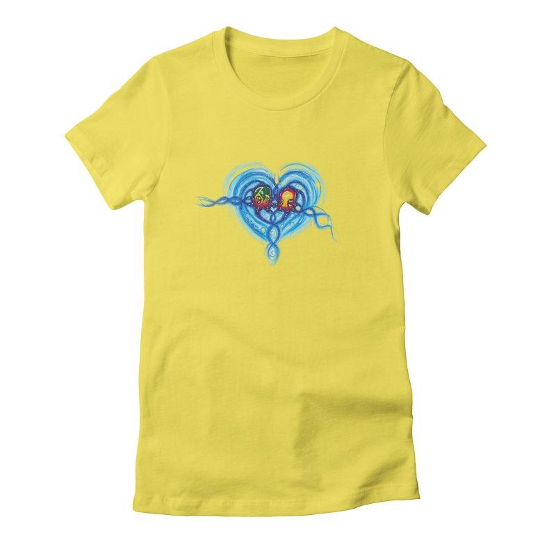 soulMates2 Women's T-Shirt by Krakens Lair's Artist Shop
