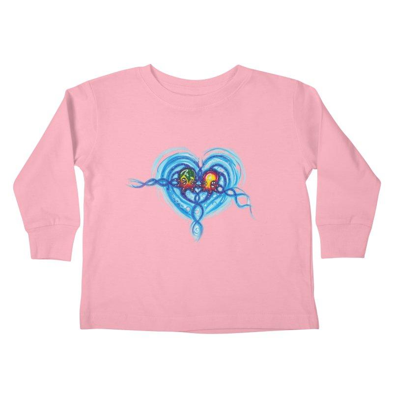 soulMates2 Kids Toddler Longsleeve T-Shirt by Krakens Lair's Artist Shop
