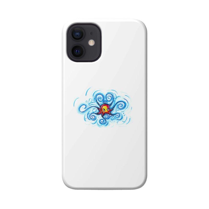 tinyOctopus Accessories Phone Case by Krakens Lair's Artist Shop