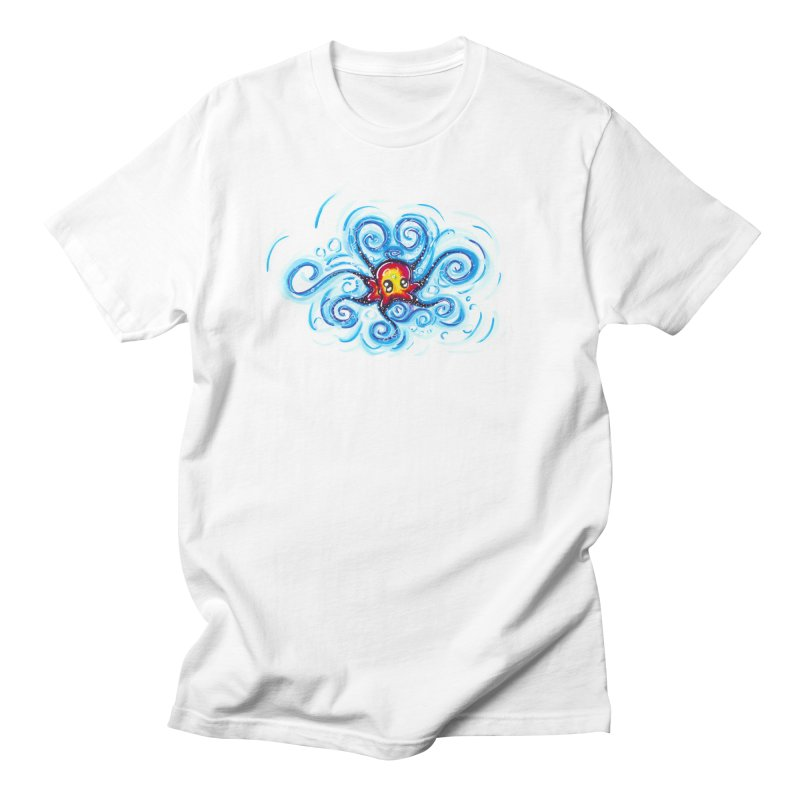tinyOctopus Men's T-Shirt by Krakens Lair's Artist Shop