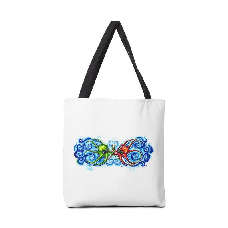 infiniteKraken Accessories Tote Bag Bag by Krakens Lair's Artist Shop