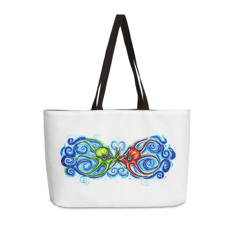 infiniteKraken Accessories Bag by Krakens Lair's Artist Shop