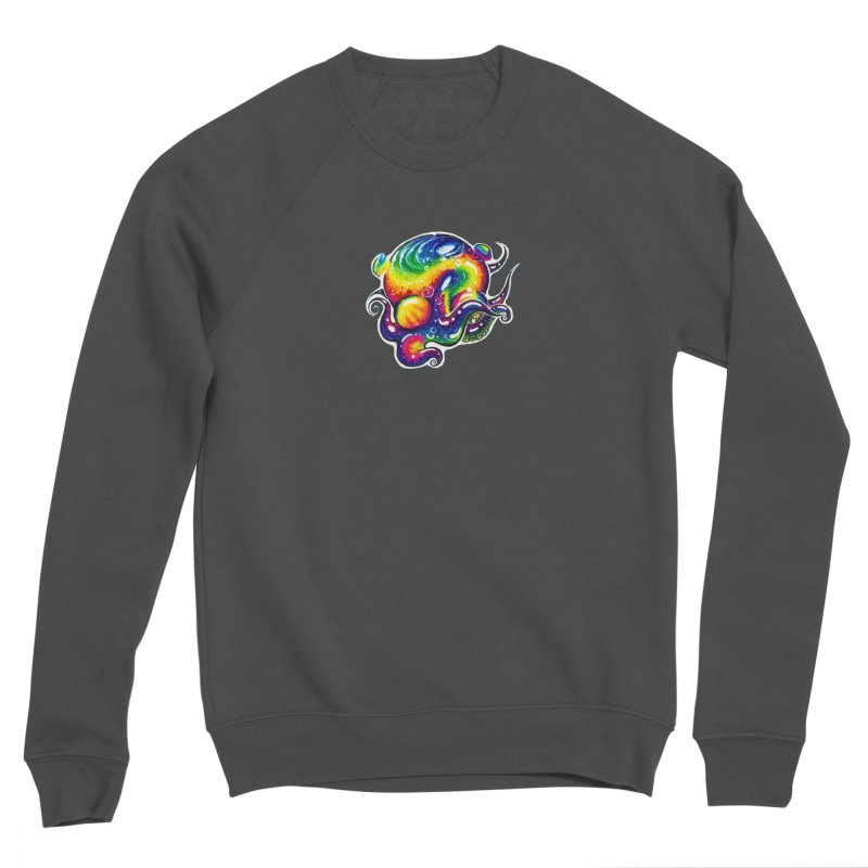krakenAwakens Men's Sponge Fleece Sweatshirt by Krakens Lair's Artist Shop