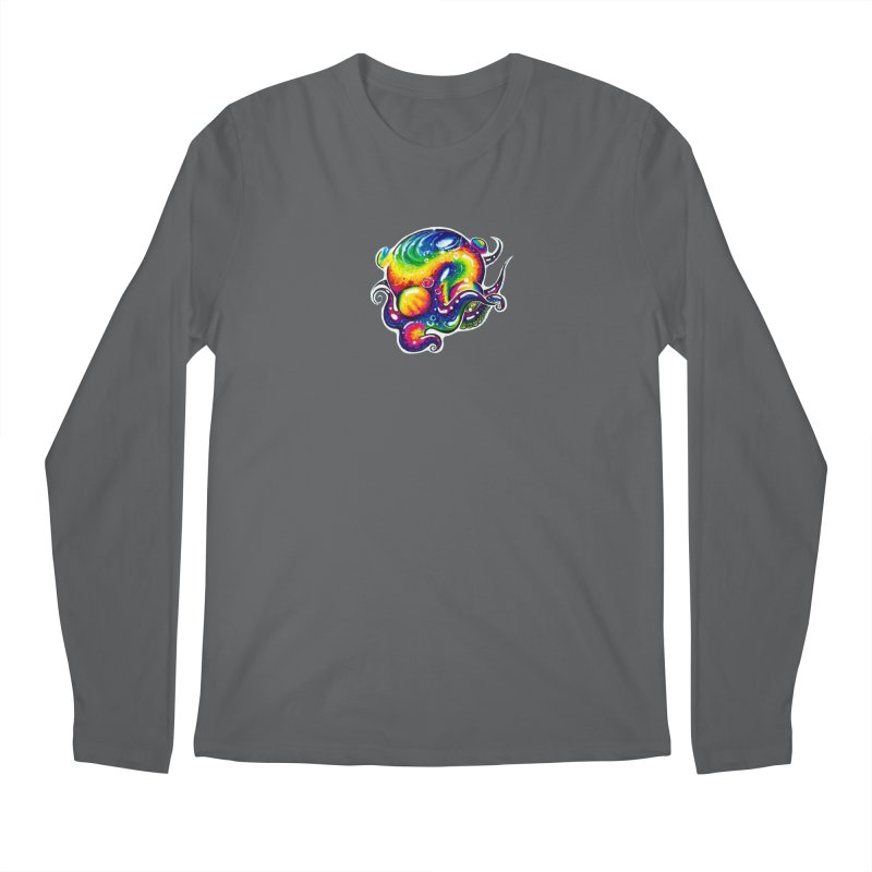 krakenAwakens Men's Regular Longsleeve T-Shirt by Krakens Lair's Artist Shop