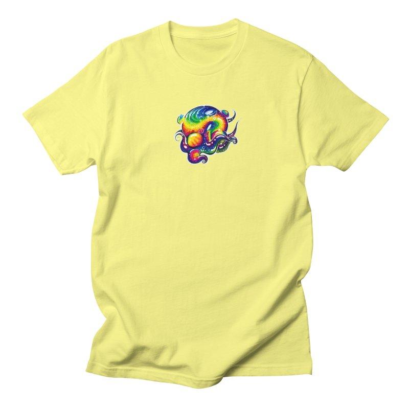 krakenAwakens Men's Regular T-Shirt by Krakens Lair's Artist Shop
