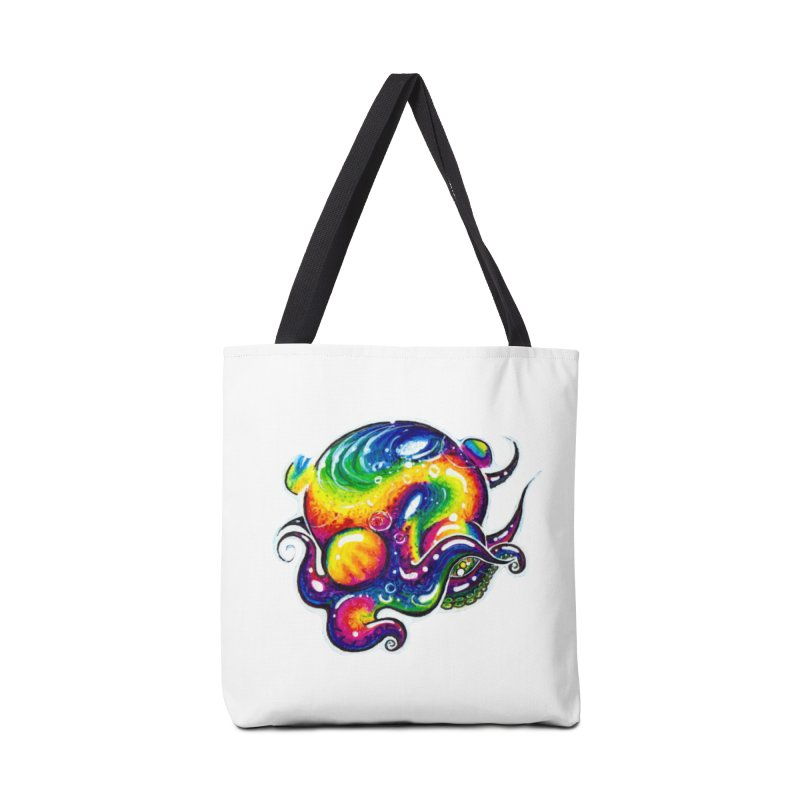 krakenAwakens Accessories Tote Bag Bag by Krakens Lair's Artist Shop