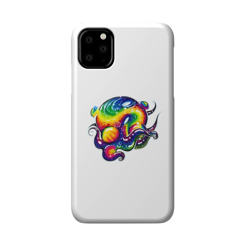 krakenAwakens Accessories Phone Case by Krakens Lair's Artist Shop