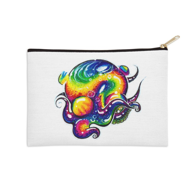 krakenAwakens Accessories Zip Pouch by Krakens Lair's Artist Shop