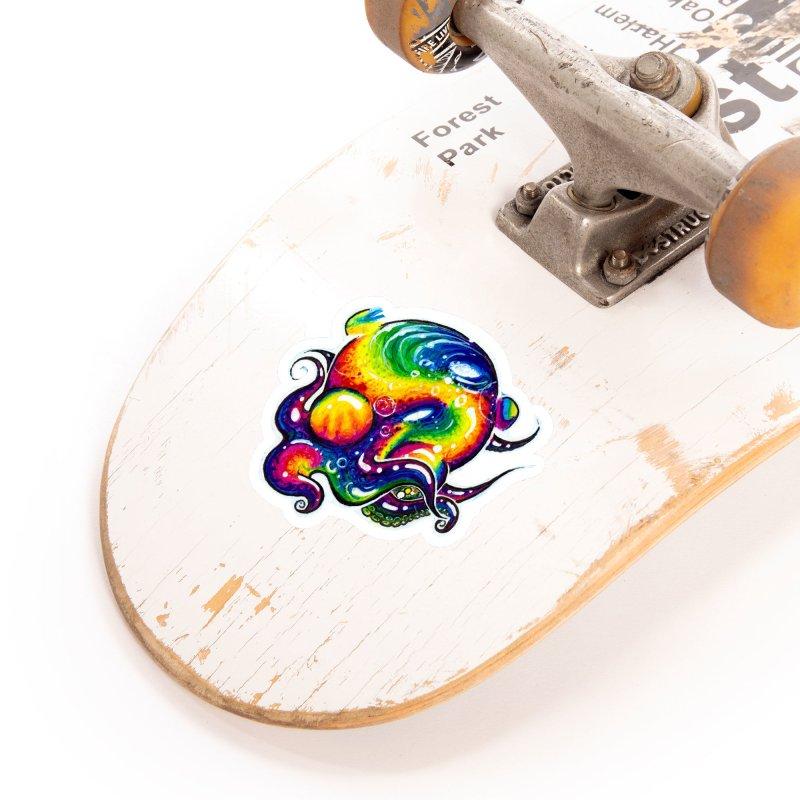 krakenAwakens Accessories Sticker by Krakens Lair's Artist Shop