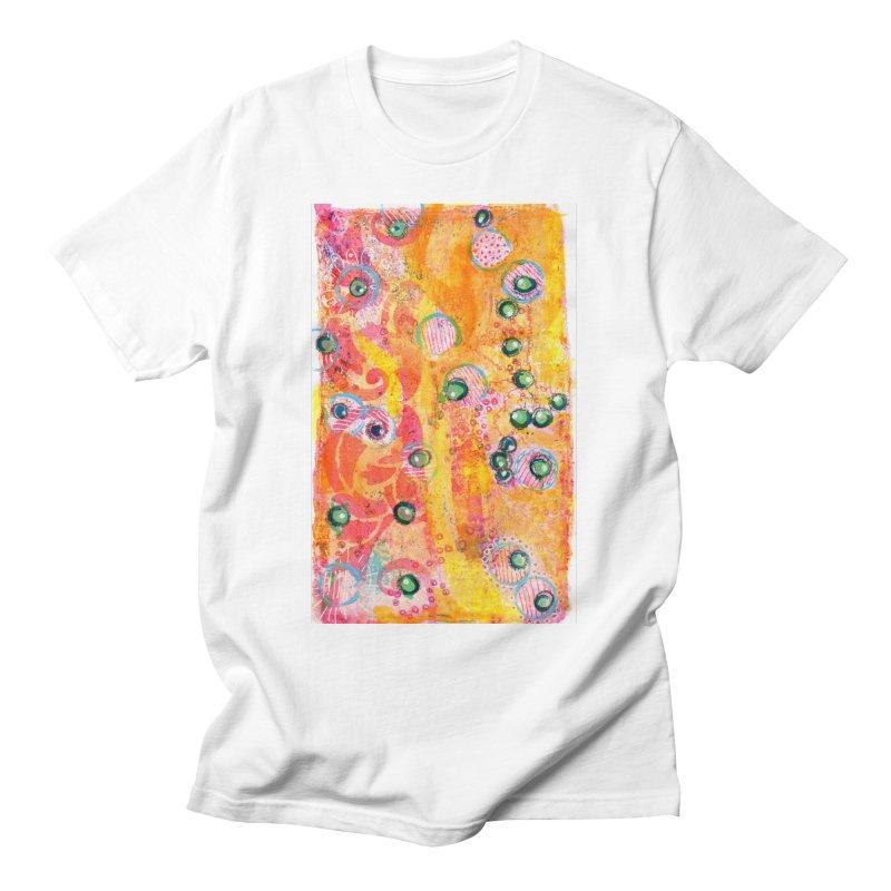 All seeing eyes Men's T-Shirt by krasarts' Artist Shop Threadless
