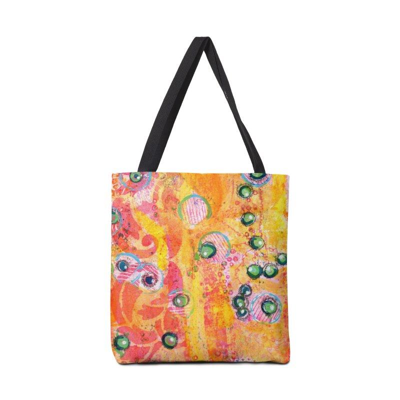 All seeing eyes Accessories Bag by krasarts' Artist Shop Threadless
