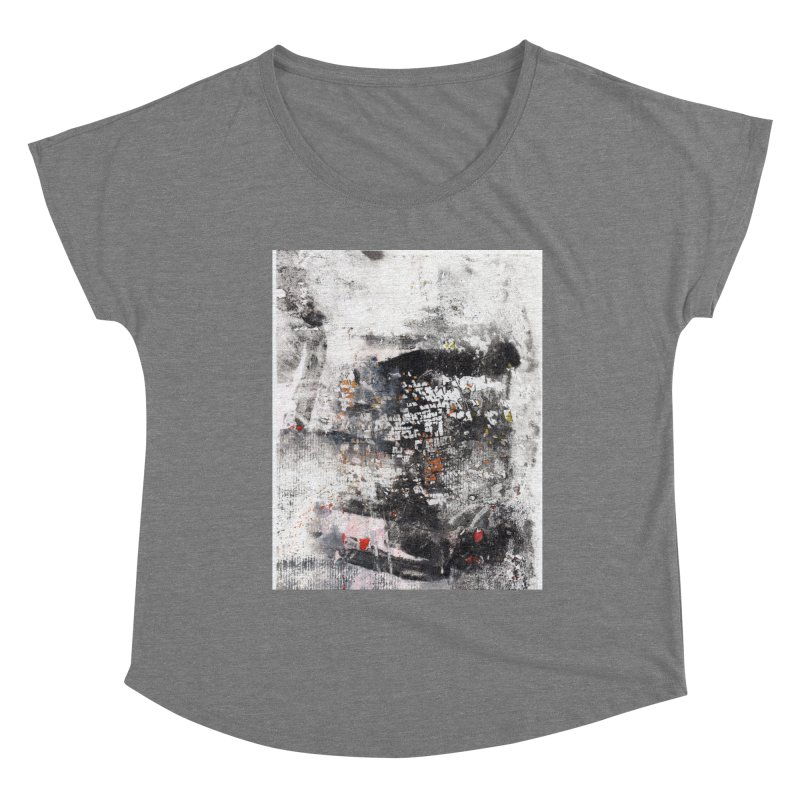 mono Women's Scoop Neck by krasarts' Artist Shop Threadless