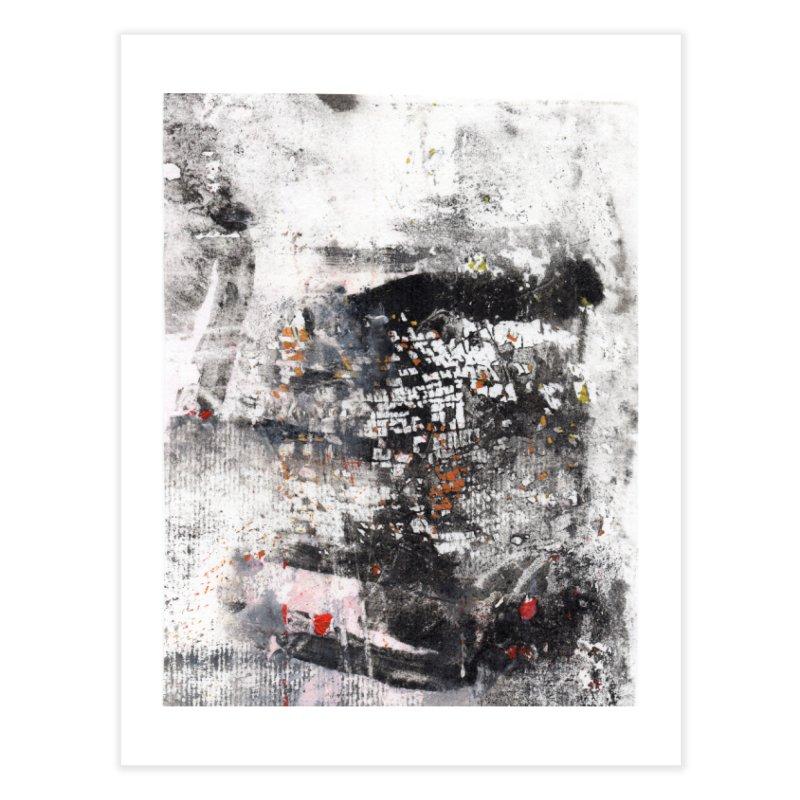 mono Home Fine Art Print by krasarts' Artist Shop Threadless