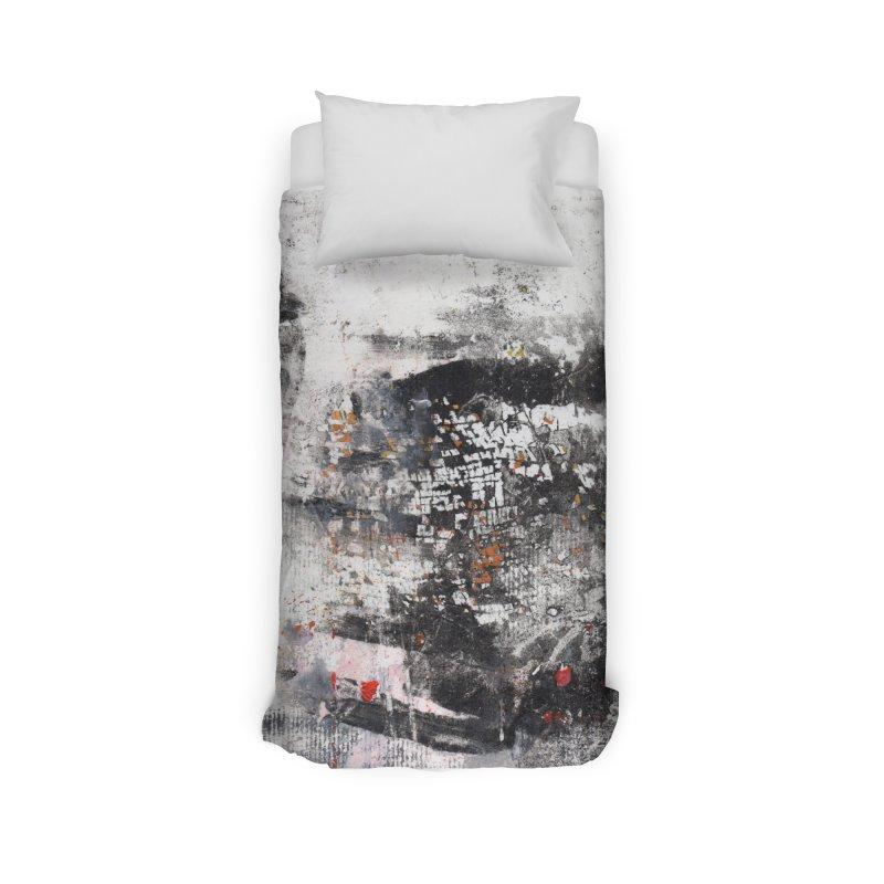 mono Home Duvet by krasarts' Artist Shop Threadless