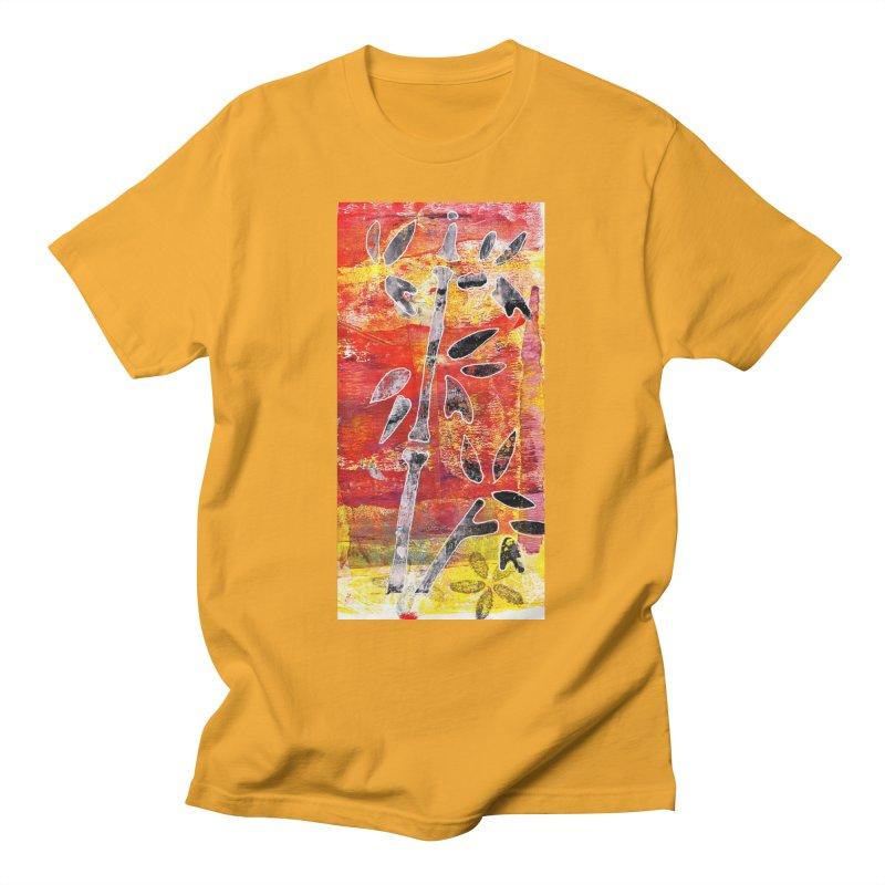 bamboo Men's T-Shirt by krasarts' Artist Shop Threadless