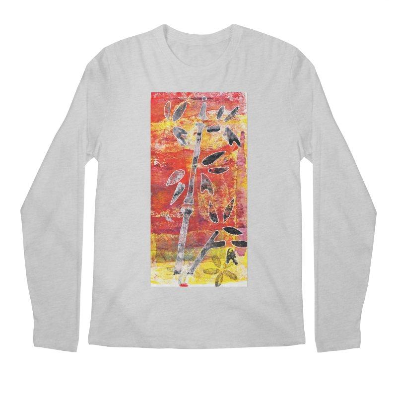 bamboo Men's Longsleeve T-Shirt by krasarts' Artist Shop Threadless