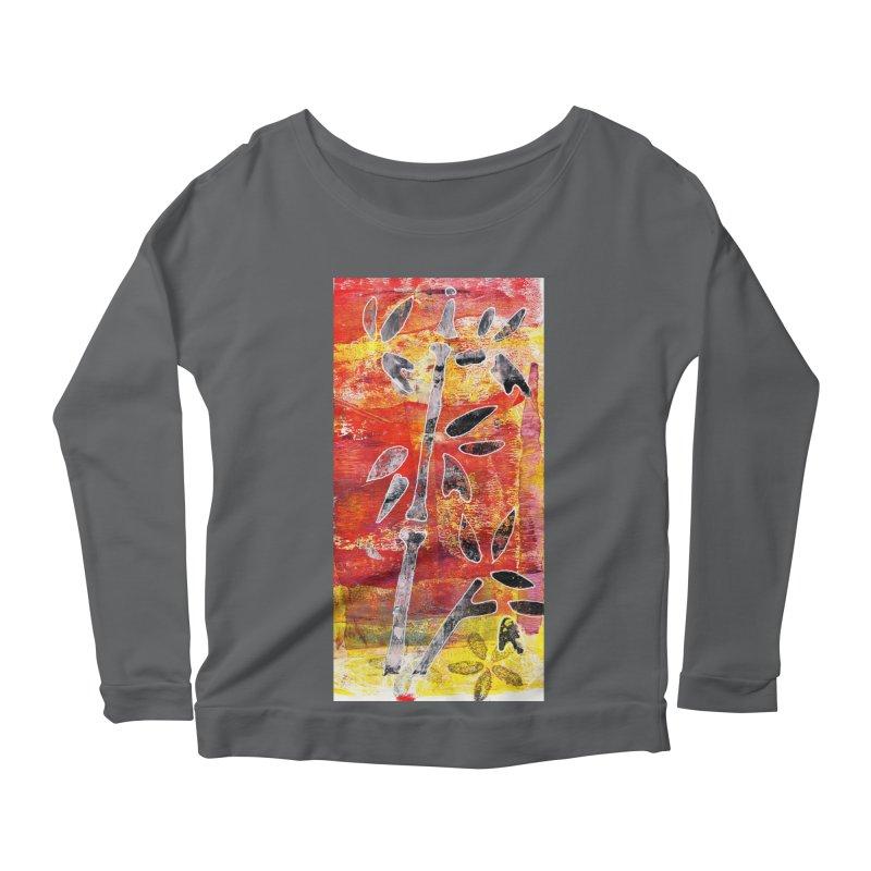 bamboo Women's Longsleeve T-Shirt by krasarts' Artist Shop Threadless