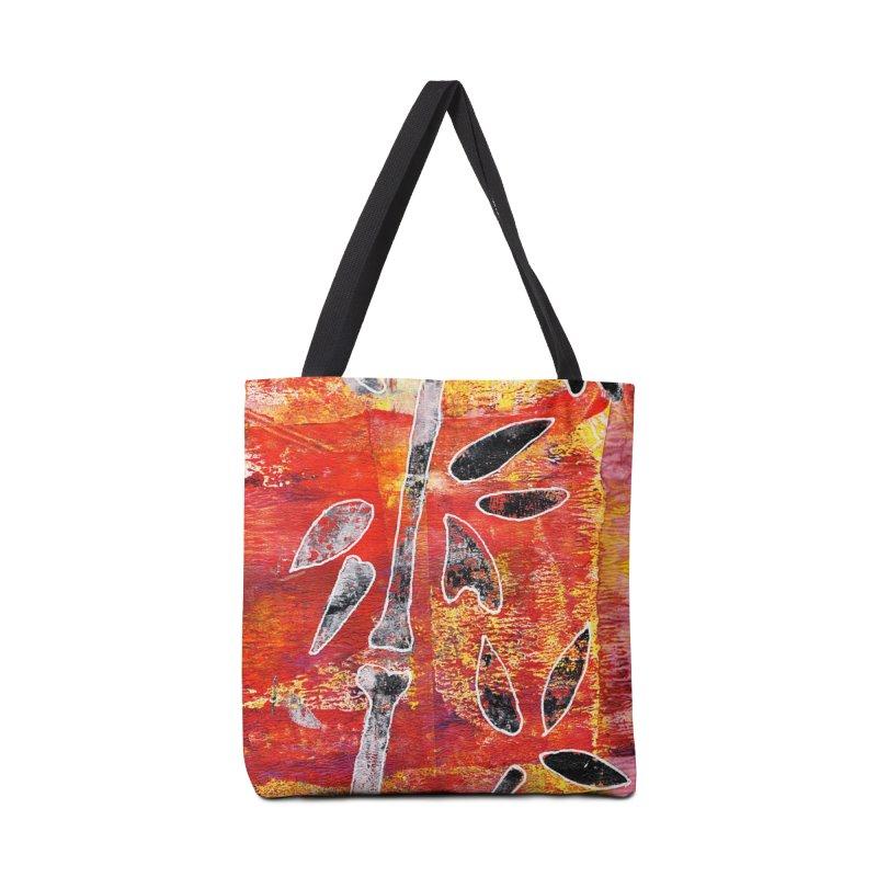 bamboo Accessories Bag by krasarts' Artist Shop Threadless