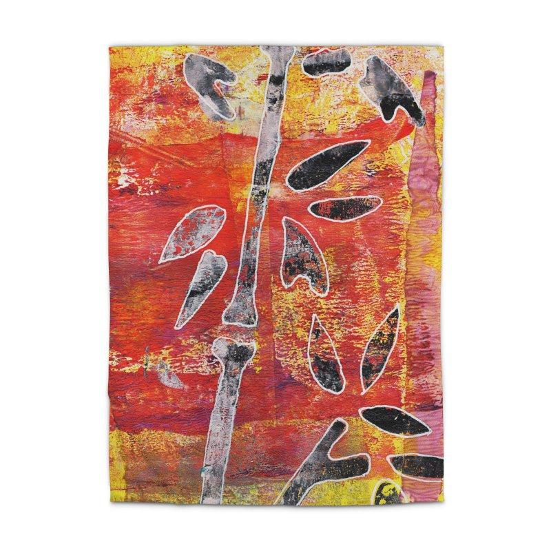 bamboo Home Rug by krasarts' Artist Shop Threadless