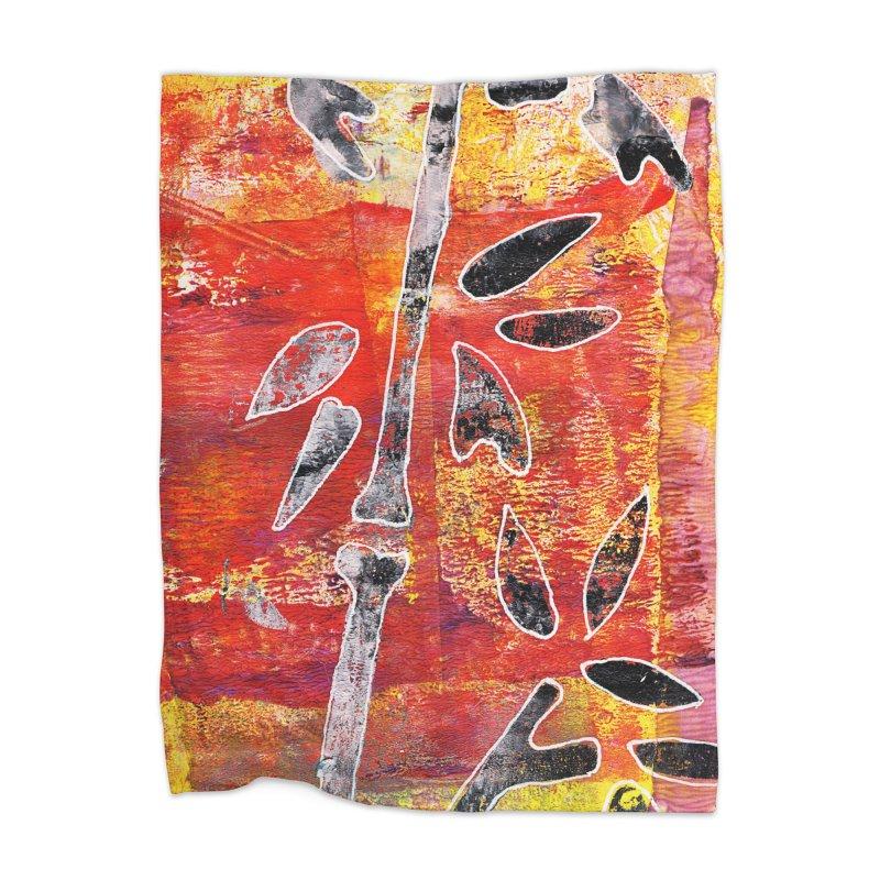 bamboo Home Blanket by krasarts' Artist Shop Threadless
