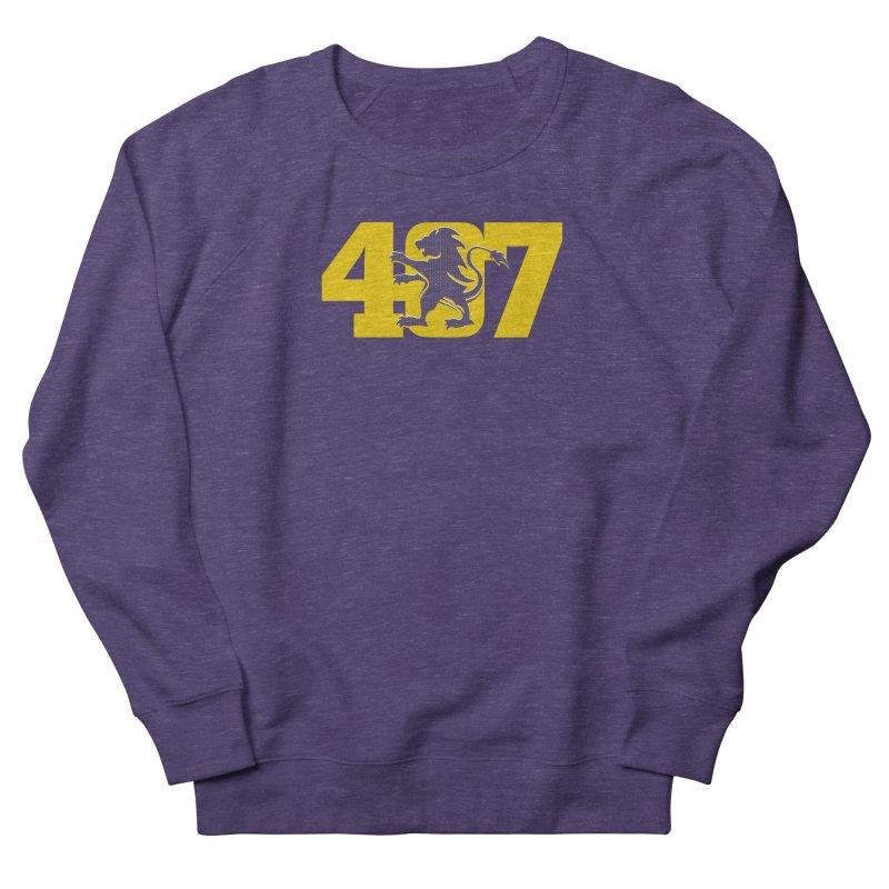 Orlando 407 Lion Men's Sweatshirt by Krawmart