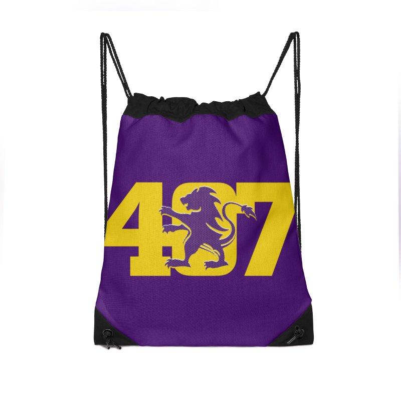 Orlando 407 Lion Accessories Bag by Krawmart