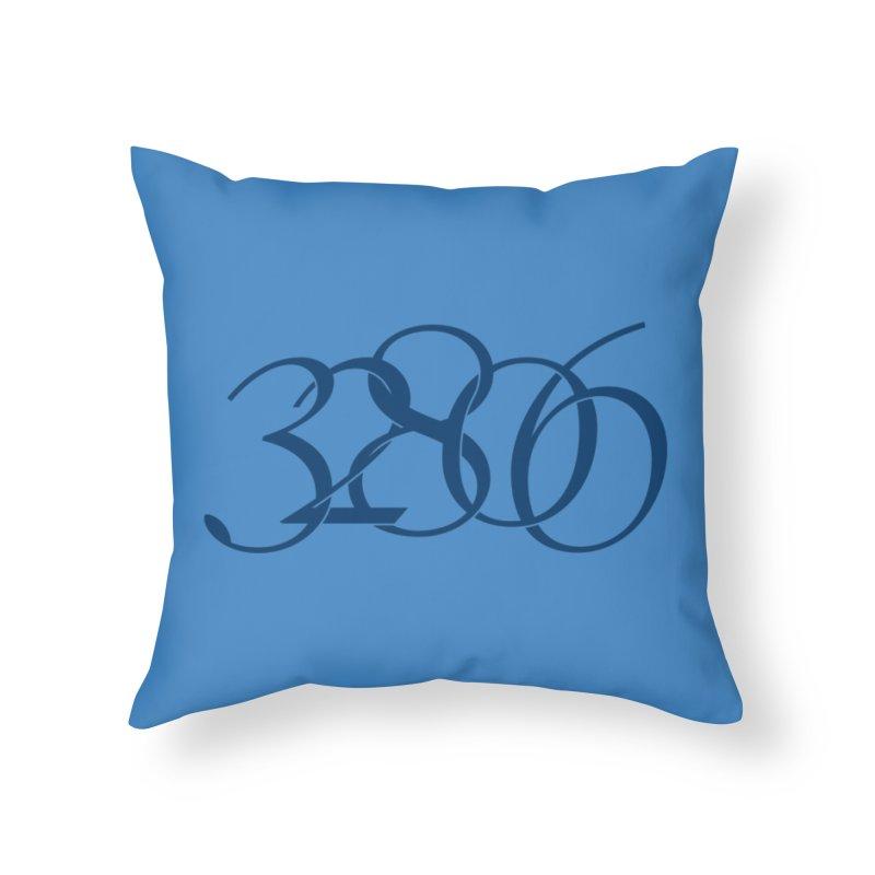 32806 Orlando Home Throw Pillow by Krawmart