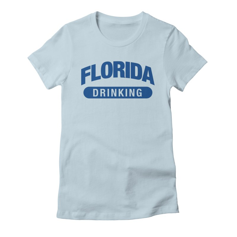 Florida Drinking Team Women's T-Shirt by Krawmart