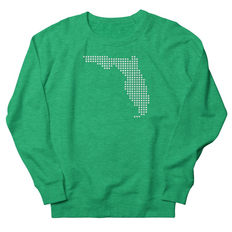 Florida Dots Women's Sweatshirt by Krawmart