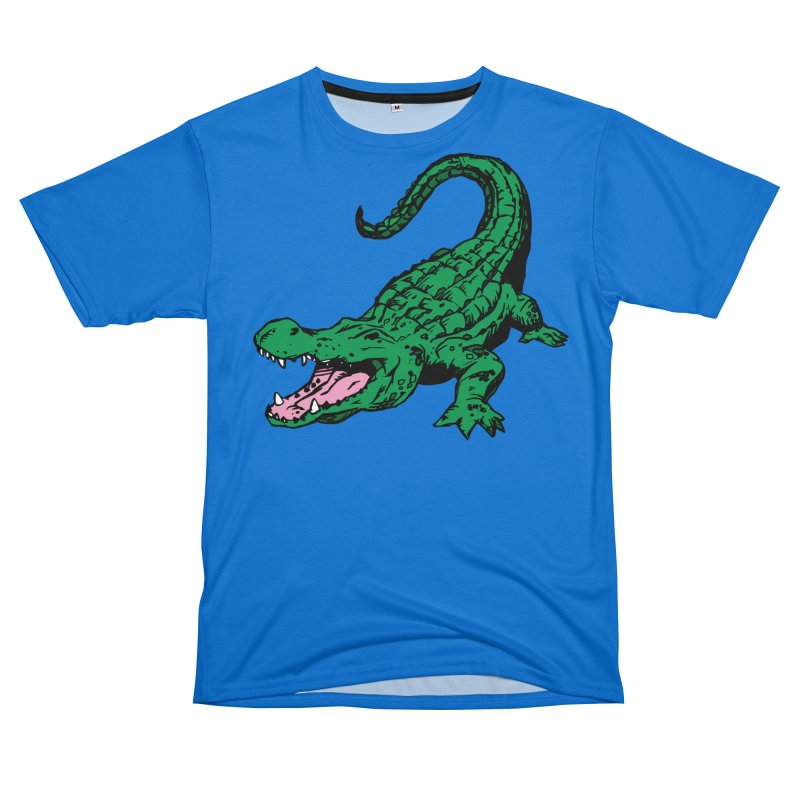 Big Gator Men's Cut & Sew by Krawmart