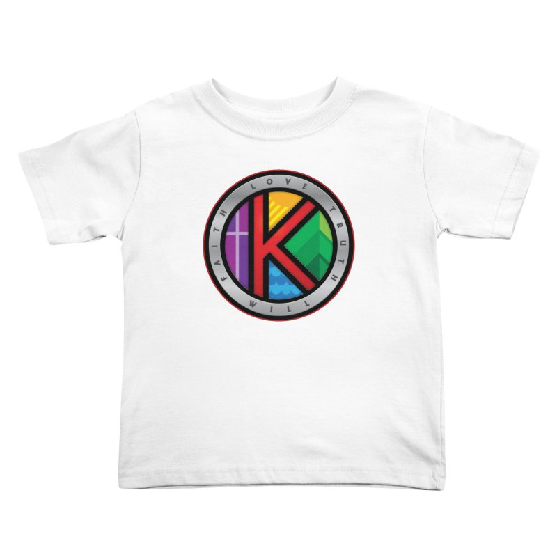Krawczyk Family Seal Kids Toddler T-Shirt by Krawmart