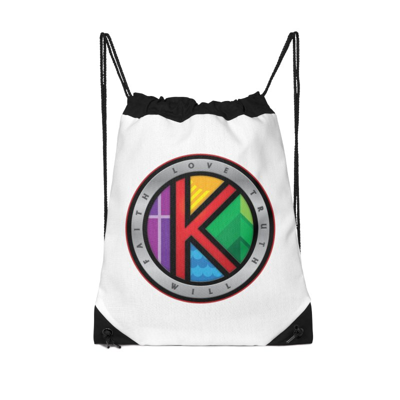 Krawczyk Family Seal Accessories Bag by Krawmart