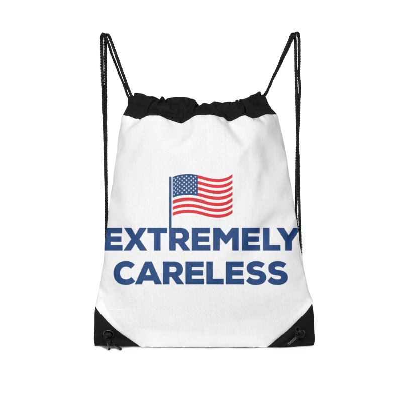 Extremely Careless Accessories Bag by Krawmart
