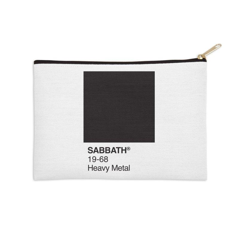 BLACK SABBATH Accessories Zip Pouch by kreadid's Artist Shop